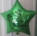 Folienballon Schulanfang 45cm