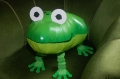 Folien-Ballon-Airwalker-Frosch