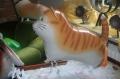 Folien-Ballon-Airwalker-Katze