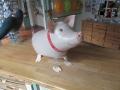 Unser Ballonladen Folienballon Airwalker Schwein
