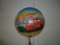 Bubble Ballon Cars