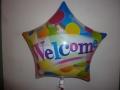 Bubble Ballon Welcome