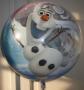 Bubbleballon Eisprinzessin hinten