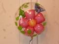 Bubbleballon mit Blume  3D
