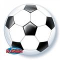 Bubble Folienballon Fußball