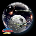 Bubble Folienballon Star Wars 3D