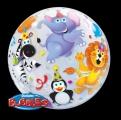 Bubble Folienballon Tiere