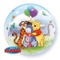 Bubble Folienballon Winnie the Pooh Bär