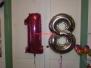 Folienballonzahlen