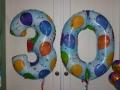 Folien-Ballon-B-Day-30