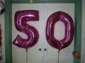 Folien-Ballon-Zahl-50