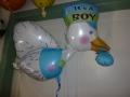 Geburt-Storch-Junge-Boy