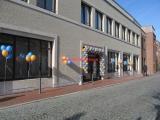 Gewerbe-Werbung-Ballongirlande-Ostfriesische-Volksbank