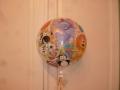 Bubble Ballon Kinder Tiere Rückseite