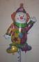 Folienballon Airwalker Clown