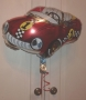 Folienballon Auto