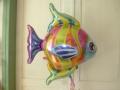 Folienballon Fisch