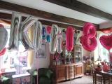 Buchstabenballons KIM mit 18