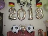 Fußballballons WM 2018