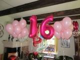 Geburtstag 16 Jahre