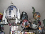 Unser Laden StarWars Ballons