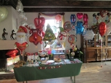 Weihnachtsballons 2017 unser Laden