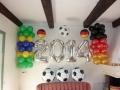 Ballon-WM-Party
