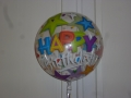 Folien-Ballon-Bubble-b-day