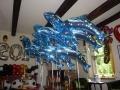 Folien-Ballon-Delphin