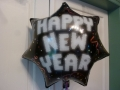 Folien-Ballon-Happy-new-year