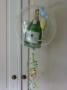 Folien-Ballon-Silvester-Sekt