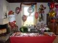 Ballons-Weihnachtsdeko