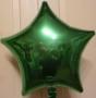 Folien-Ballon-Weihnachten-Stern