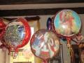 Weihnachtsballons 45 cm rund (1)