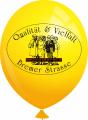 Werbeballon-bedruckt-Gelb