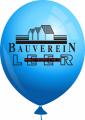 Werbeballon-bedruckt-Hellblau