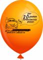 Werbeballon-bedruckt-Orange-2