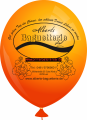 Werbeballon-bedruckt-Orange