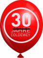 Werbeballon-bedruckt-Rot-2