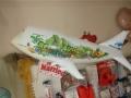 Willkommen-Reise-Flugzeug