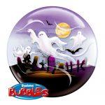 Bubble Ballon Geist Gespenst Halloween