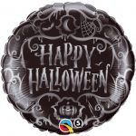 Bubble Ballon Kürbis Halloween Dunkel