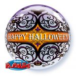 Bubble Ballon Happy Halloween