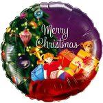 Frohe Weihnachten Ballon Folienballon