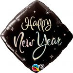Silvester Happy New Year Frohes neues Jahr Ballon